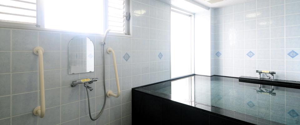 写真:共同浴場