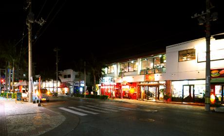 写真:市街地
