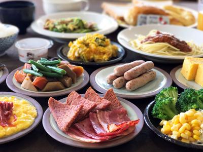 ◇公式HPがお得◇南ぬ島石垣旅♪ 共同浴場でゆったり&和洋メニューの朝食バイキング☆(朝食付)